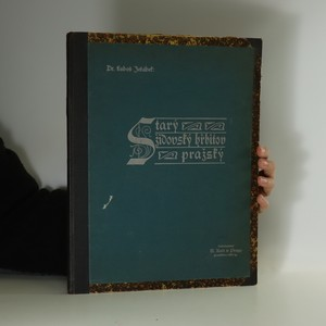 náhled knihy - Starý židovský hřbitov pražský