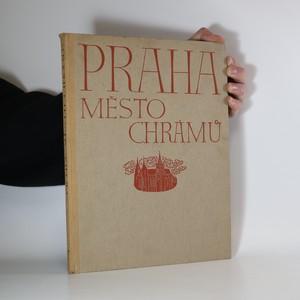 náhled knihy - Praha, město chrámů