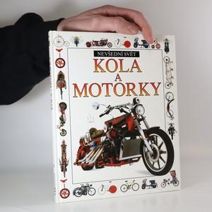 náhled knihy - Kola a motorky
