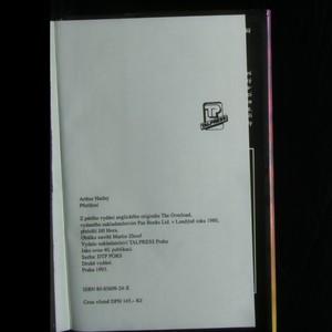 antikvární kniha Přetížení, 1993