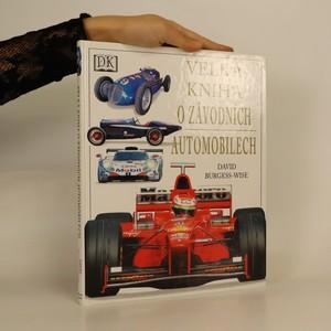 náhled knihy - Velká kniha o závodních automobilech