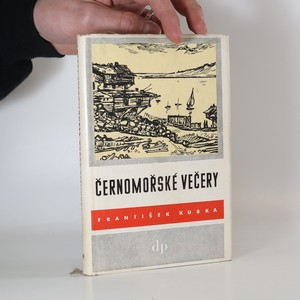 náhled knihy - Černomořské večery