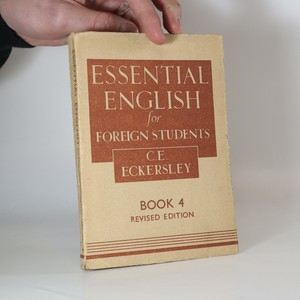 náhled knihy - Essential English for Foreign Students. Book 4.
