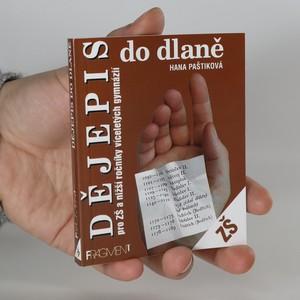 náhled knihy - Dějepis do dlaně