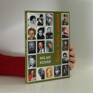 náhled knihy - Tajné tváře celebrit