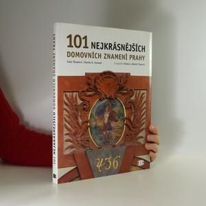 náhled knihy - 101 nejkrásnějších domovních znamení Prahy