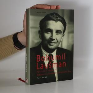 náhled knihy - Bohumil Laušman. Politický životopis