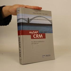 náhled knihy - MySAP CRM