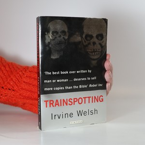 náhled knihy - Trainspotting