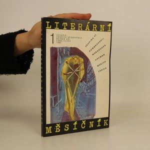 náhled knihy - Literární měsíčník, ročník XIX (1/1990)