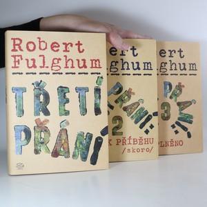 náhled knihy - Třetí přání (3 svazky, komplet, včetně CD, viz foto a poznámka)