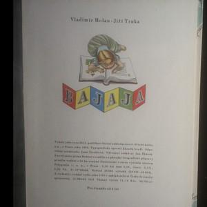antikvární kniha Bajaja, 1962