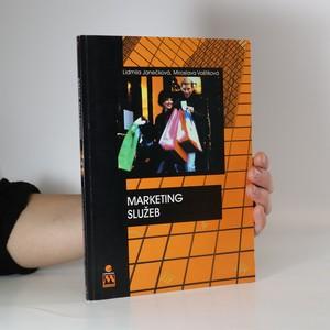 náhled knihy - Marketing služeb