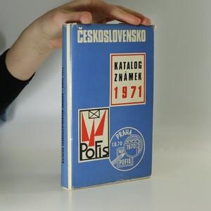 náhled knihy - Katalog známek. Československo 1971