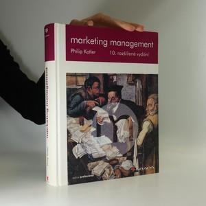 náhled knihy - Marketing management