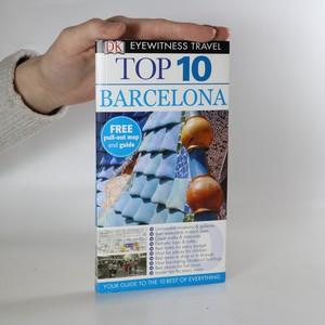 náhled knihy - Top 10 Barcelona