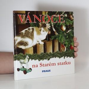 náhled knihy - Vánoce na Starém statku