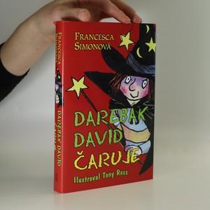 náhled knihy - Darebák David čaruje