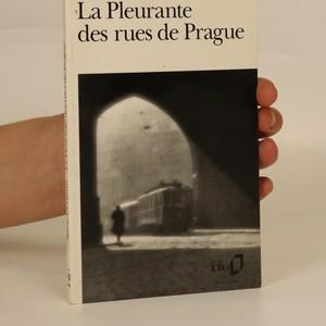 náhled knihy - La pleurante des rues de Prague