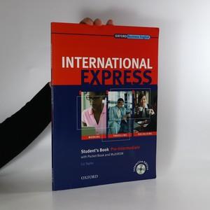 náhled knihy - New International Express Pre-Intermediate (Student's book, není CD)