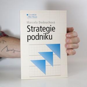 náhled knihy - Strategie podniku