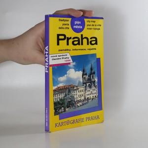 náhled knihy - Praha : Plán města. Památky, informace, rejstřík