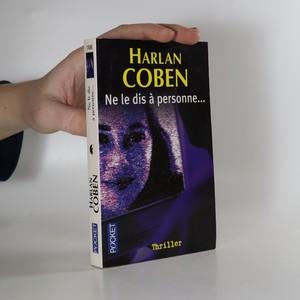 náhled knihy - Ne le dis à personne...