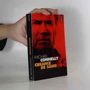 náhled knihy - Créance de sang
