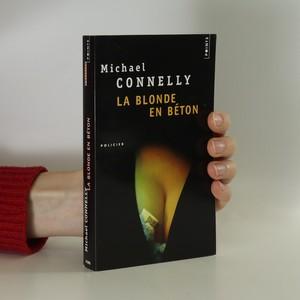 náhled knihy - La blonde en béton