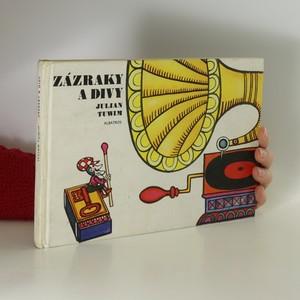 náhled knihy - Zázraky a divy