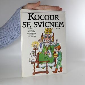 náhled knihy - Kocour se svícnem