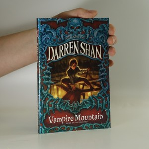 náhled knihy - Vampire Mountain. The Saga of Darren Shan. Book 4