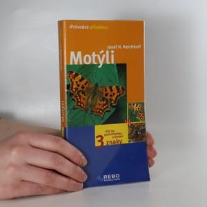 náhled knihy - Motýli. Klíč ke spolehlivému určování
