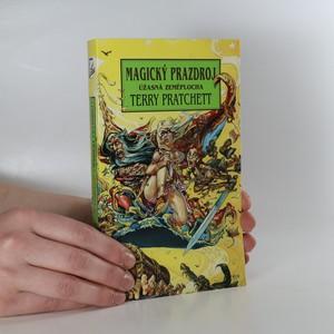 náhled knihy - Magický prazdroj. Úžasná Zeměplocha