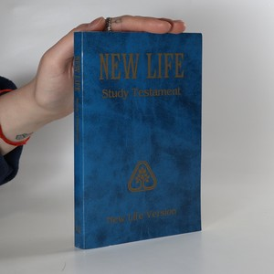 náhled knihy - New Life : Study Testament