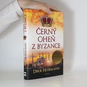 náhled knihy - Černý oheň z Byzance