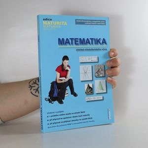 náhled knihy - Matematika : přehled středoškolského učiva