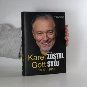 náhled knihy - Karel Gott : zůstal svůj