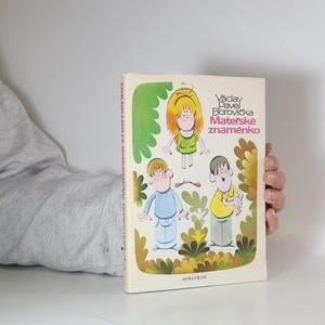 náhled knihy - Mateřské znaménko