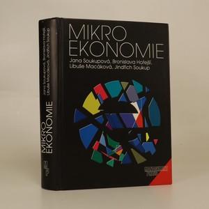 náhled knihy - Mikroekonomie (politá, viz foto)