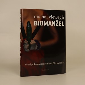 náhled knihy - Biomanžel (podpis autora)