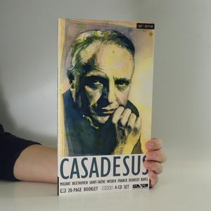 náhled knihy - Casadesus (+4 CD)