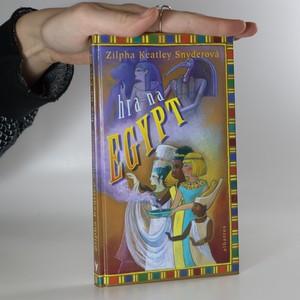 náhled knihy - Hra na Egypt