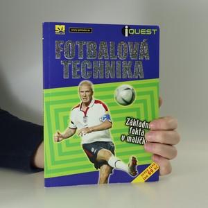 náhled knihy - Fotbalová technika