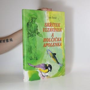 náhled knihy - Skřítek Vltavínek a holčička Apolenka