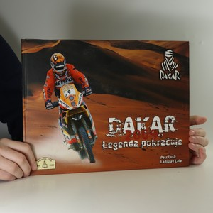 náhled knihy - Dakar 2009 : legenda pokračuje