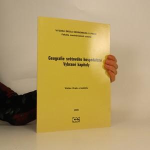 náhled knihy - Geografie světového hospodářství