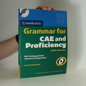 náhled knihy - Grammar for CAE and proficiency with answers (včetně CD)