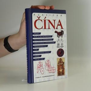 náhled knihy - Klasická Čína