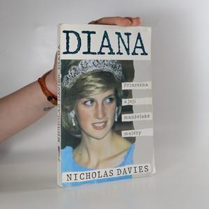 náhled knihy - Diana : princezna a její manželské maléry